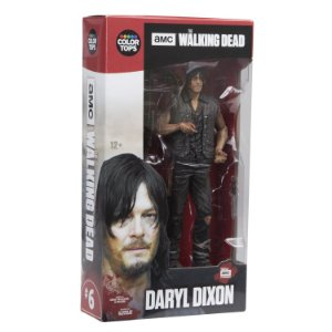 The Walking Dead Color Tops Daryl Dixon - McFarlane Toys