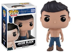 **PROMO** Twilight Crepusculo Jacob Black Pop - Funko