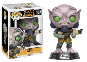 **PROMO** Star Wars Rebels Zeb Pop - Funko