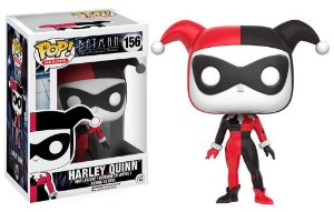 Batman The Animated Series Harley Quinn Pop - Funko