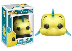 Disney Little Mermaid Flounder Pop - Funko