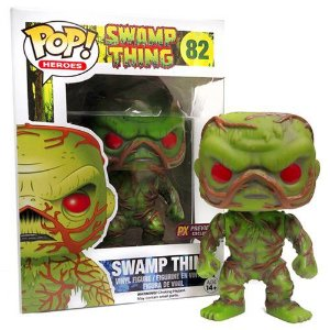 Swamp Thing Monstro do Pantano PX Exclusive Pop - Funko
