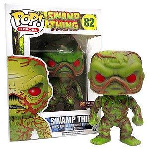 Swamp Thing Monstro do Pantano PX Exclusive Pop - Funko