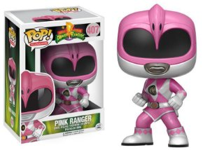 Power Rangers Pink Ranger Pop - Funko