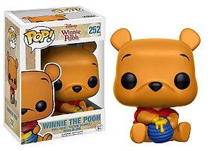Disney Winnie the Pooh Seated Pooh Pop - Funko