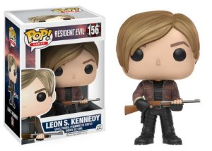 Resident Evil Leon S. Kennedy Pop - Funko