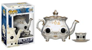Disney Beauty & The Beast Mrs. Potts & Chip Pop - Funko