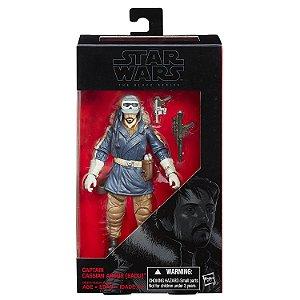 Star Wars Black Series Captain Cassian Andor (EADU) - Hasbro