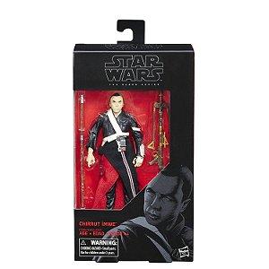 Star Wars Black Series Chirrut Imwe - Hasbro