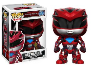 Power Rangers Movies Red Ranger Pop - Funko