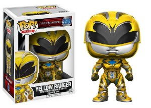 Power Rangers Movies Yellow Ranger Pop - Funko