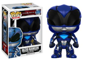 Power Rangers Movies Blue Ranger Pop - Funko