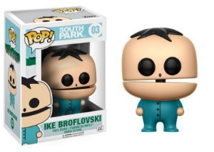 South Park Ike Broflovski Pop - Funko