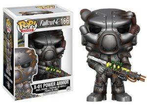 Fallout X-01 Power Armor Pop - Funko
