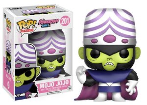 As Powerpuff Girls Mojo JoJo Macaco Louco Pop - Funko