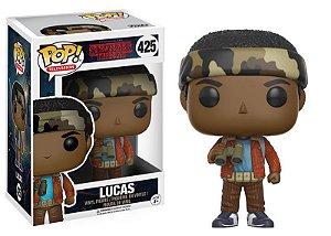 Stranger Things Lucas Pop - Funko
