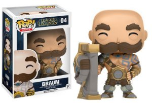 League of Legends Braum Pop - Funko