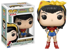 DC Comics Bombshells Wonder Woman Pop - Funko
