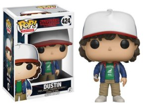 Stranger Things Dustin Pop - Funko