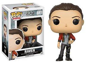 The 100 Raven Pop -Funko