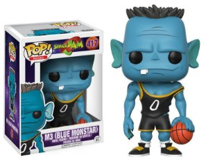 Space Jam M3 (Blue Monstar) Pop - Funko