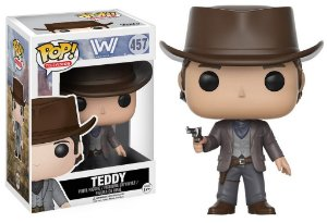 **PROMO** Westworld Teddy Pop - Funko