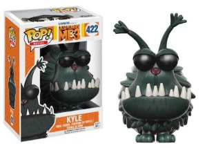 Meu Malvado Favorito Despicable Me Kyle Pop - Funko