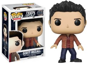 Teen Wolf Scott McCall Pop - Funko