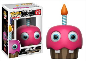 Five Nights At Freddy's Cupcake Pop - Funko