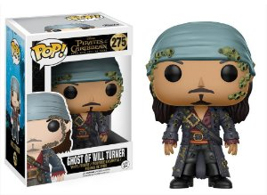 Pirates of the Caribbean Ghost of Will Turner Pop - Funko