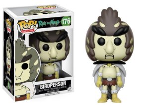 Rick And Morty Birdperson Pop - Funko