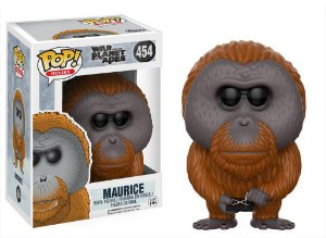 **PROMO** Planeta dos Macacos War For The Planet of The Apes Maurice Pop - Funko