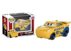 **PROMO** Cars 3 Cruz Ramirez Pop - Funko