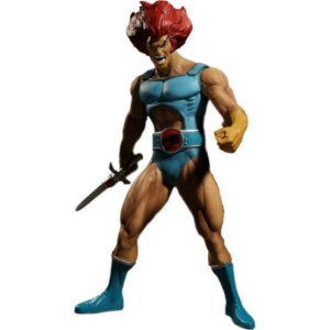 Thundercats Mega Scale Lion-O Deluxe Edition - Mezco Toys