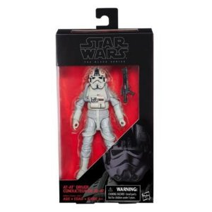 Star Wars Black Series At At Driver - Hasbro