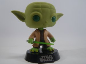 Loose Star Wars Yoda Pop - Funko