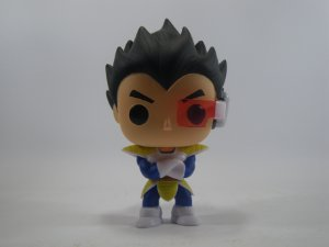 Loose Dragon Ball Z Vegeta Pop - Funko