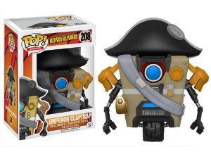 **PROMO** Borderlands Emperor Claptrap Pop - Funko