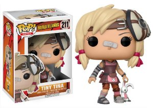 Borderlands Tiny Tina Pop - Funko