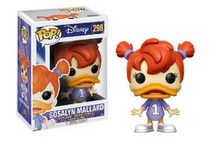 **PROMO** Disney Darkwing Duck Gosalyn Mallard Pop - Funko
