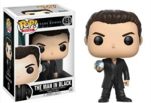 **PROMO** A Torre Negra The Dark Tower The Man In Black Pop - Funko