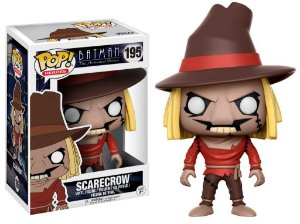 Batman The Animated Series Scarecrow Pop - Funko