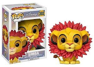 Disney O Rei Leao The Lion King Simba Pop - Funko