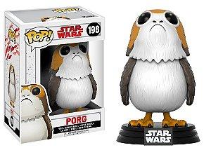 Star Wars Last Jedi Porg Pop - Funko