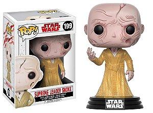 Star Wars Last Jedi Supreme Leader Snoke Pop - Funko