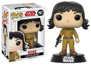 **PROMO** Star Wars Last Jedi Rose Pop - Funko
