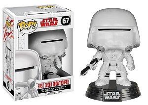 Star Wars Last Jedi First Order Snowtrooper Pop - Funko