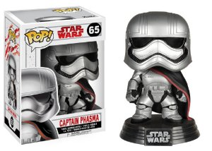 Star Wars Last Jedi Captain Phasma Pop - Funko
