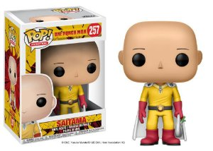 One Punch Man Saitama Pop - Funko