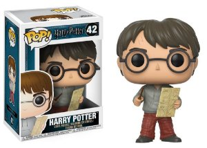 Harry Potter Harry Potter with Marauders Maps Pop - Funko